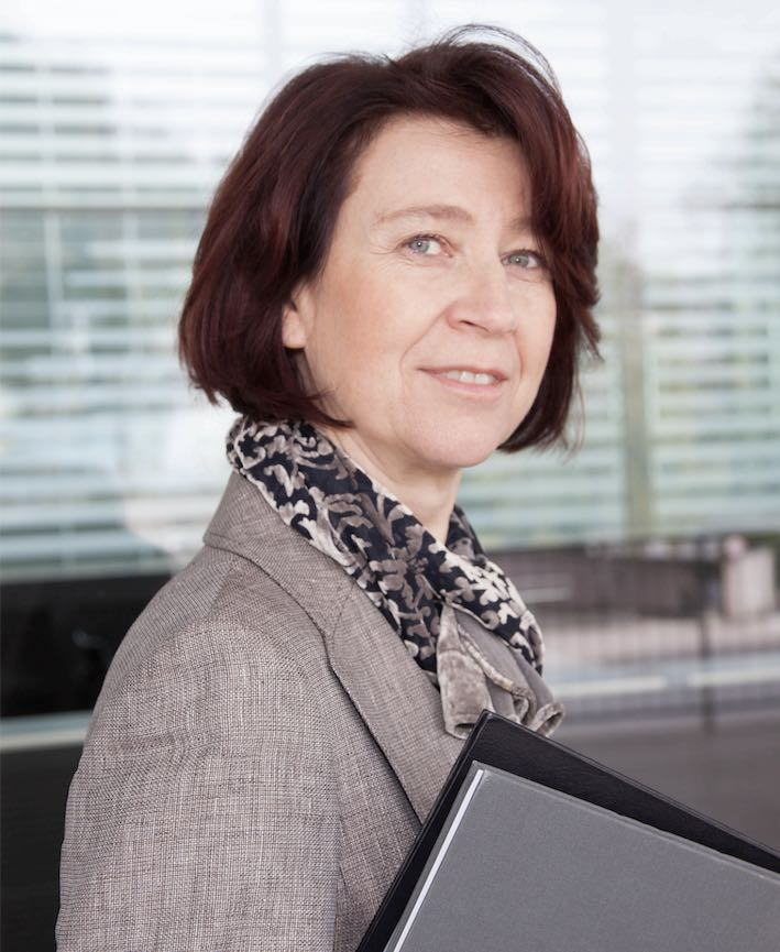 Anwältin Dr. Florence Burkhart Salzburg